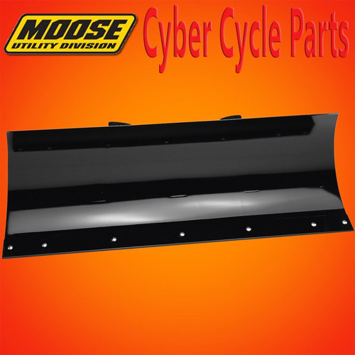 "MOOSE Utility Division UTV ATV 50"" Black Plow Blade 4501-0752"