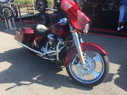 Harley Davidson 5 Blade Chrome Fatboy Wheel