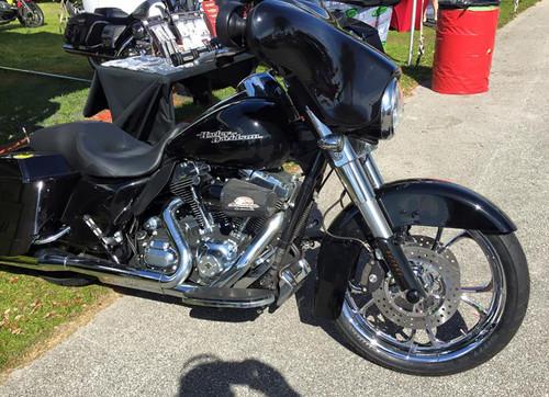 Harley Davidson Retaliate Chrome Fatboy Wheel