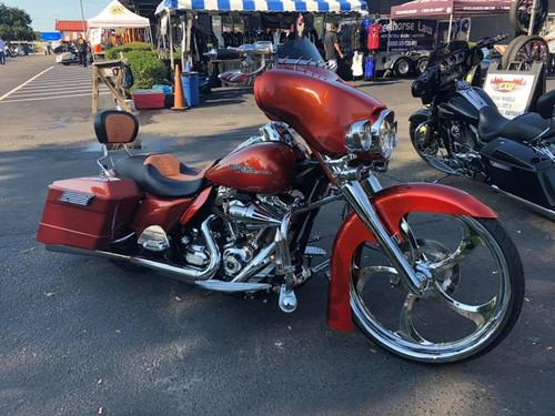 Harley Davidson Breakout Wheels -Merlin