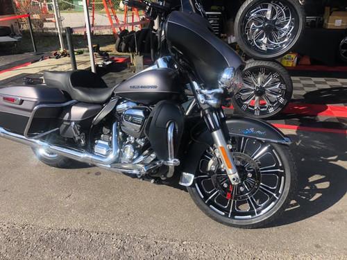 Harley Davidson Indian Black Contrast Wheels-Redemption