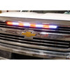 FIREWIRE LED 32 INCH SAFETY WIRE USED IN THE GRILL OF A TRUCK