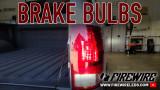 Firewire LEDs Brake Bulbs Youtube Video