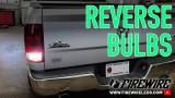 Firewire LEDs Reverse Bulbs Youtube Video