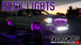 Firewire LEDs Rock Lights Youtube Video