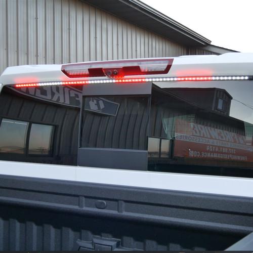 RED/WHITE FIREWIRE LED BACK WINDOW STROBE KIT
