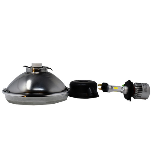 5 3/4 Inch Round H4 Headlight Conversion Kit (FW-5RD)