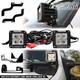 1999-2007 Ford Superduty Cowl Mount Cube Light Kit