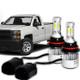 14-16 Chevy Silverado Fog Light Bulb Kit