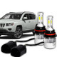 14-15 Jeep Grand Cherokee Low Beam Bulb Kit