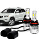14-15 JEEP COMPASS SPORT & LATITUDE LOW BEAM BULB KIT