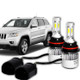 12-13 JEEP GRAND CHEROKEE SRT8 FOG LIGHT BULB KIT
