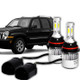 02-07 JEEP LIBERTY FOG LIGHT BULB KIT