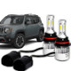 15 JEEP RENEGADE LOW BEAM BULB KIT