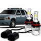 10-13 Chevy Avalanche Low Beam Bulb Kit