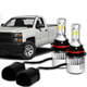 07-15 Chevy Silverado Low Beam Bulb Kit