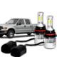 99-04 Ford F-Series Super Duty Low Beam Bulb Kit