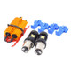 1157 Amber Front Turn Signal Bulbs (FW-AT1157)