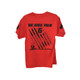 Men's We Have Your Six TShirt Color (FW-WHY6-TShirt) Red Back