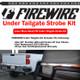 Firewire Strobe Kit Sale (FW-BWUTSK) Under Tailgate