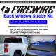 Firewire Strobe Kit Sale (FW-BWUTSK) Back Window