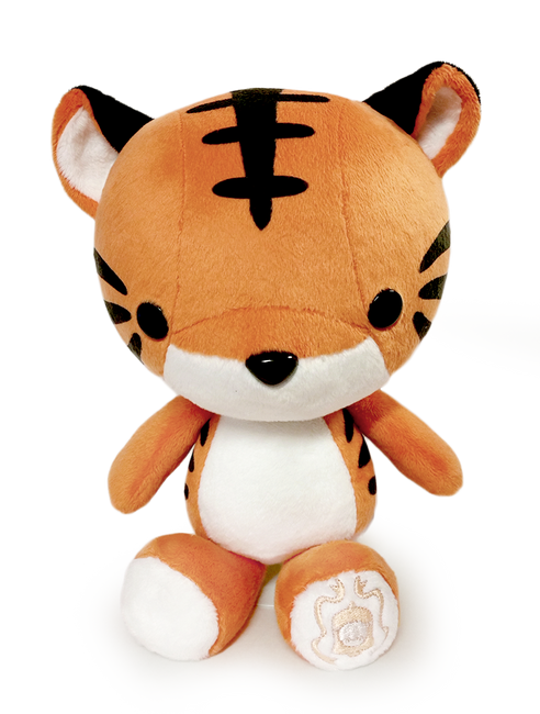 Bellzi® Cute Tiger Stuffed Animal Plush Toy - Tiggri