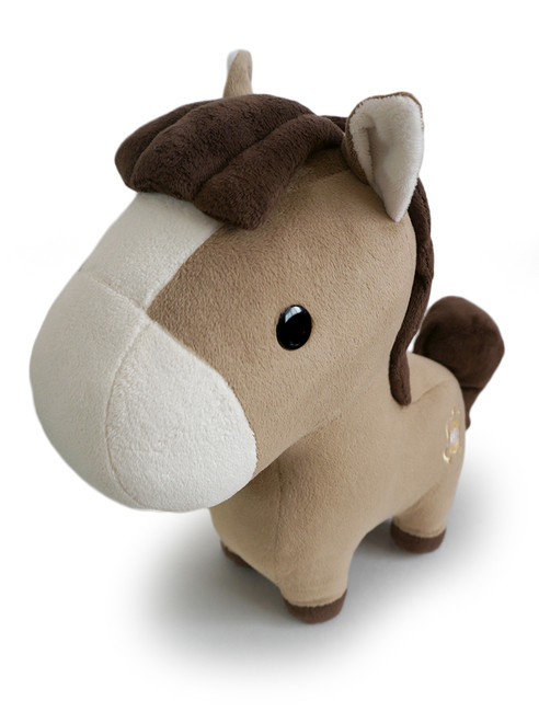 "Bellzi® Cute Horse Stuffed Animal Plush - Ponni - 12"" Tall"