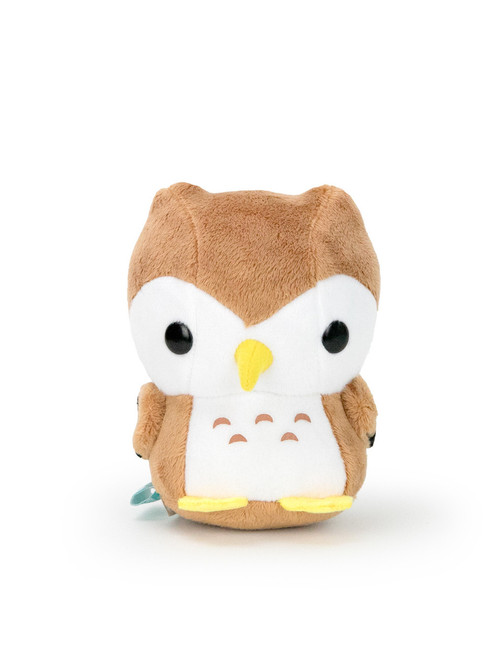 "Bellzi® Cute Barn Owl Stuffed Animal Plush - Owli - 4"" Height"