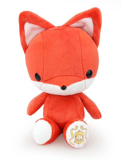 Bellzi® Cute Orange Fox Stuffed Animal Plush Toy - Foxxi