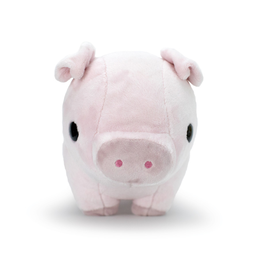 Bellzi® Cute Pig  Farm Stuffed Animal Plush - Piggi