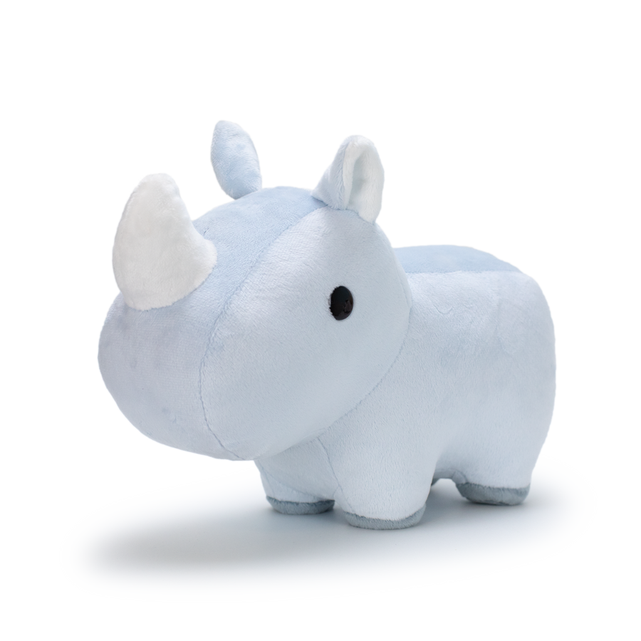 Bellzi® Cute Rhino Stuffed Animal Plush - Rhini