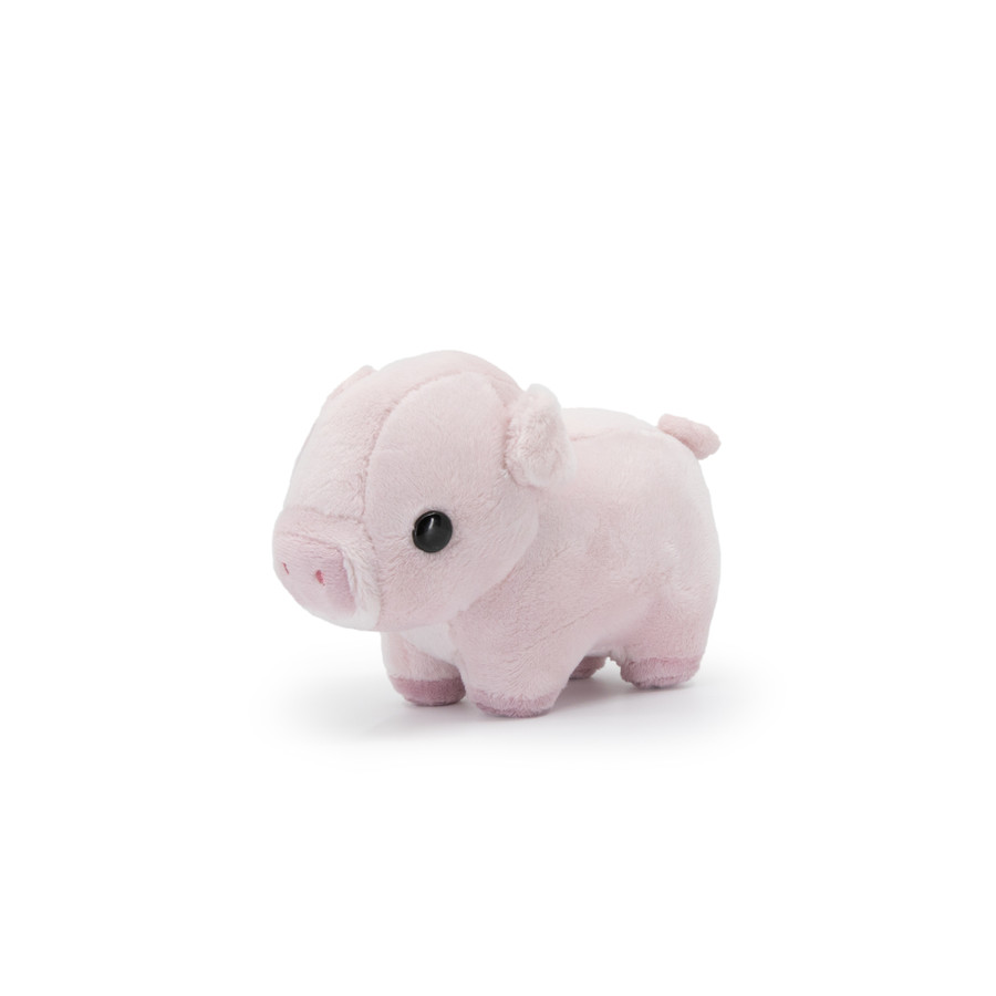 Mini Bellzi® Cute Pig  Farm Stuffed Animal Plush - Piggi
