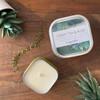 Green Tea & Aloe Massage Candle (4oz)