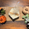 This aroma is a perfect fall time fragrance oil between the pumpkin scent, the buttery pie notes, and the delicious spice scents.