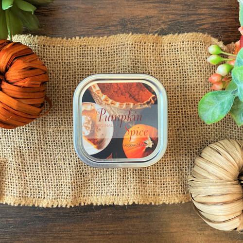Pumpkin Spice Massage Candle (4oz)