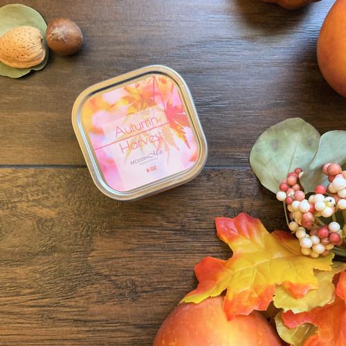 Autumn Harvest Massage Candle (8oz)