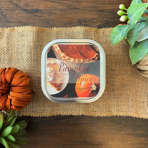 Pumpkin Spice Massage Candle (8oz)