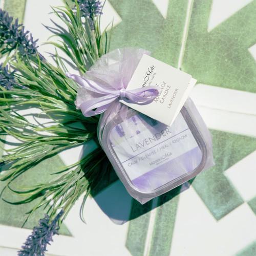 Lavender Essentials Massage Candle (8oz)