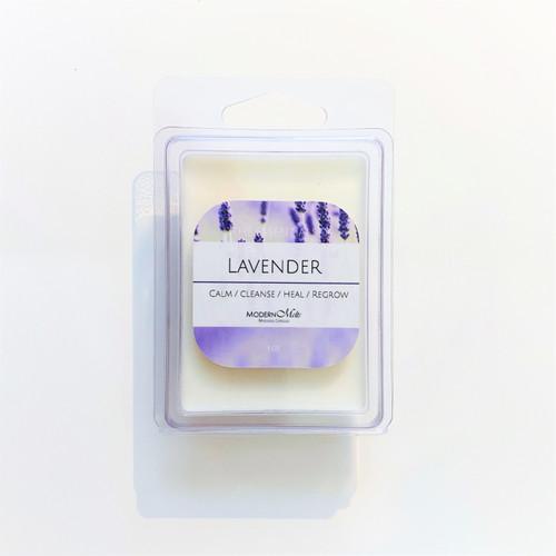 Lavender Essentials Massage Melts (4oz)