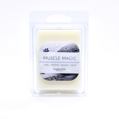 Muscle Magic Essentials Massage Melts (4oz)