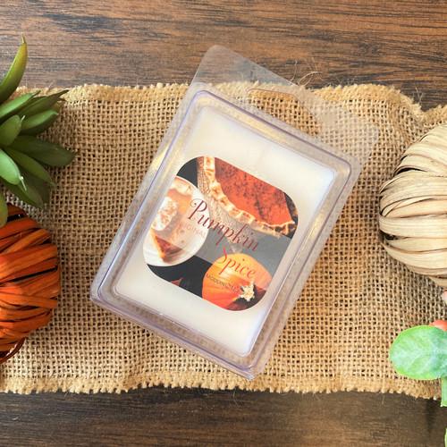 Pumpkin Spice Massage Melts (4oz)