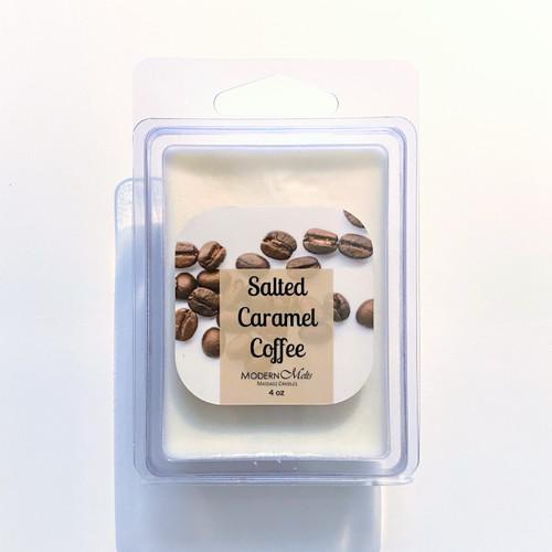 Salted Caramel Coffee Massage Melts (4oz)