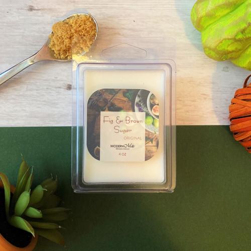 Fig & Brown Sugar Massage Melts (4oz)