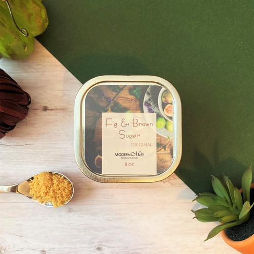 Fig & Brown Sugar Massage Candle (8oz)