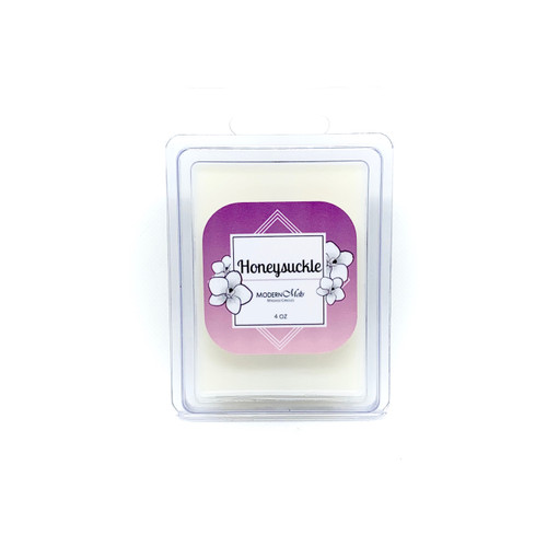 Honeysuckle Massage Melts (4oz)
