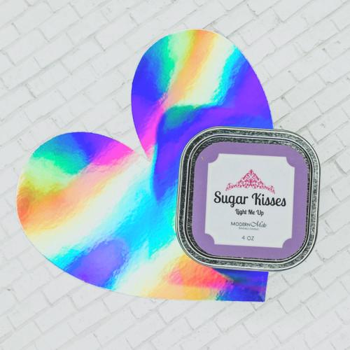 Sugar Kisses Massage Candle (4oz)