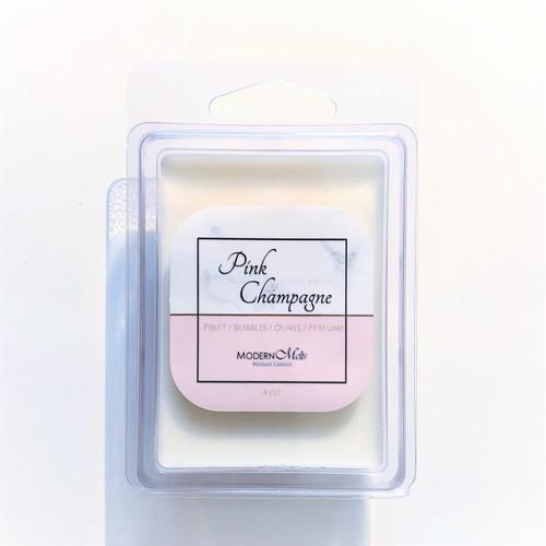 Pink Champagne Massage Melts (4oz)