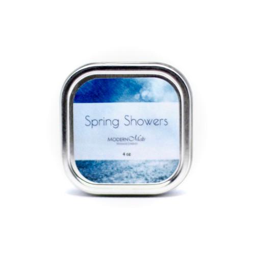 Spring Showers Massage Candle (4oz)