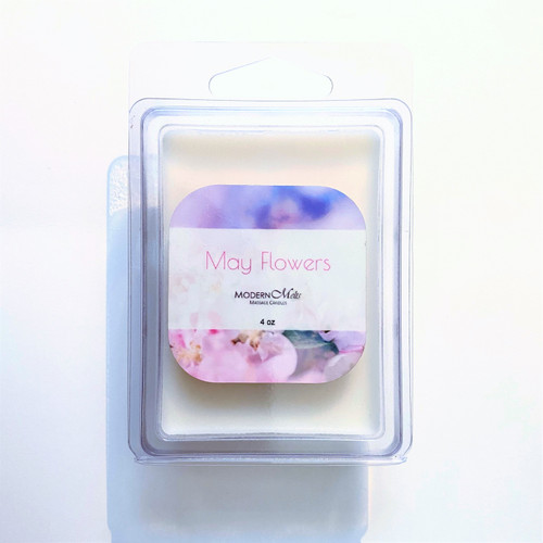May Flowers Massage Melts (4oz)