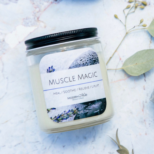 Muscle Magic Luxe (8oz)